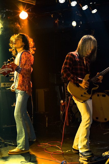 Tangerine live at 獅子王, Tokyo, 06 Feb 2018 -00411