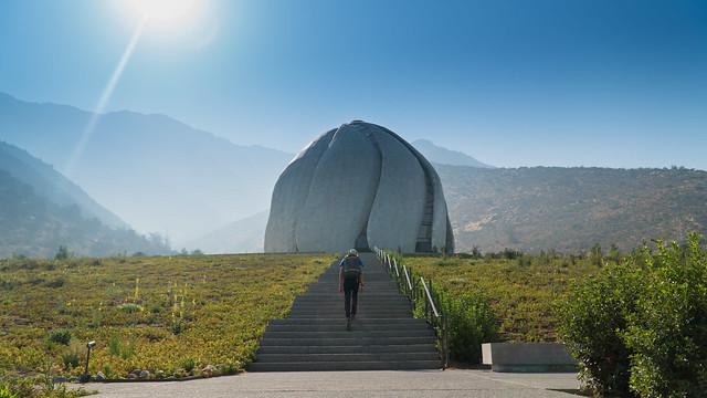 Templo Bahá'í Santiago
