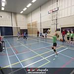 Schoolvolleybaltoernooi 2018 groep 5 t-m 8 meisjes