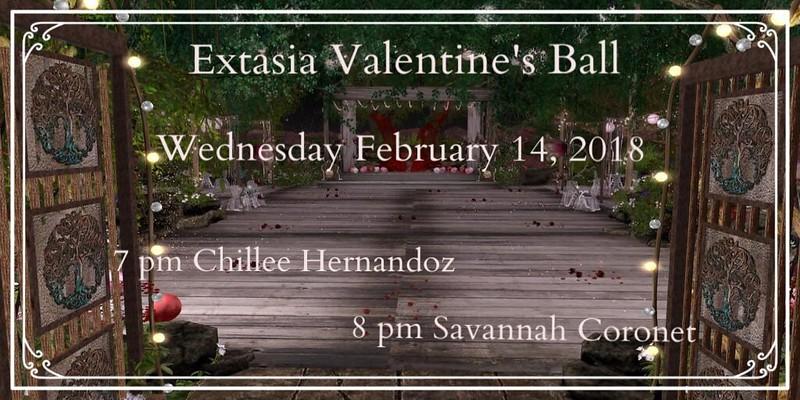 VALENTINES DAY @ EXTASIA