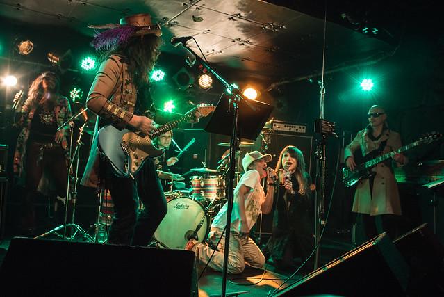 Vintage Rock Night session at ShowBoat, Tokyo, 02 Feb 2018 -00307