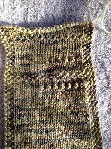 Connie's Comfort Fade Cardi swatch