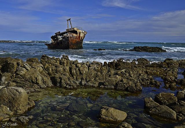 Cabo Agulhas (Sudafrica)
