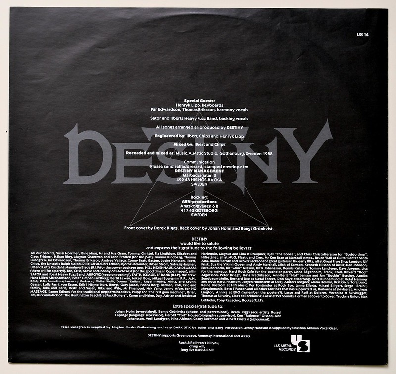 A0504 DESTINY Atomic Winter 8212