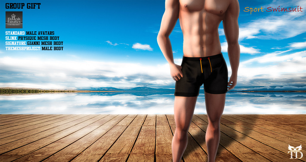 ^TD^Sport swimsuit