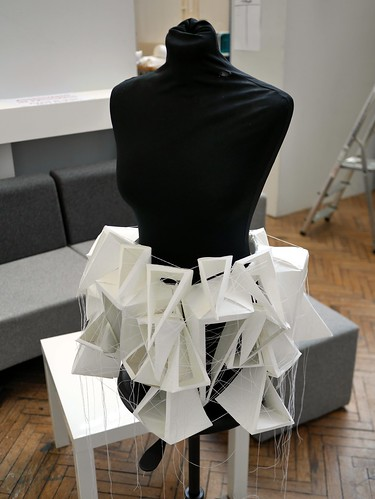 Paper Wearable Project - 2