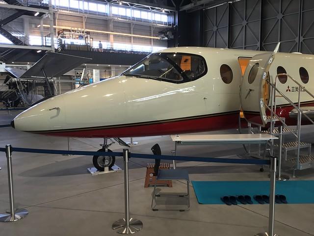 三菱MU-300 JA8248 97FA6306-5B12-4190-81D0-8DBC4A399C40