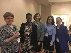 DRI2018 - Women in BCM Panel and Reception