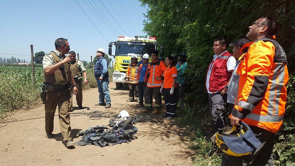 COLBÚN Una persona Falleció Electrocutada en sector Huaso Campesino