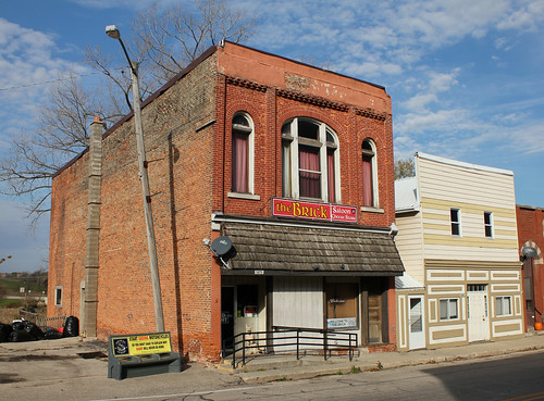 Downtown Building - Gratiot, WI