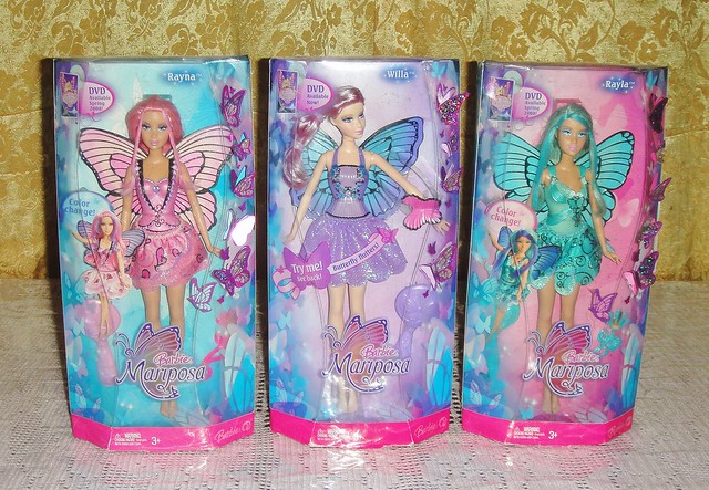 2008 Barbie Mariposa Fairy, Sony DSC-TX1