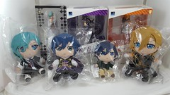 Uta no prince sama merch!