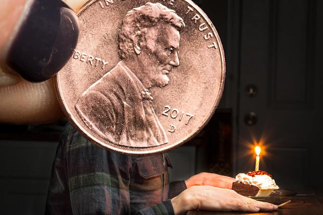 Happy birthday Abe 43/365