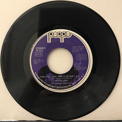 LYN COLLINS:HOW LONG CAN I KEEP IT UP(RECORD SIDE-B)