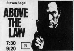Steven SEGAL / Steven SEAGAL