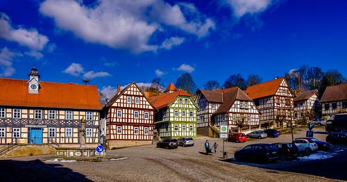The Market Square (Marktplatz)