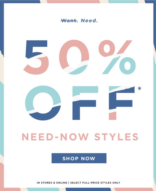 Get 50% Off Select Full-Price Styles at LOFT