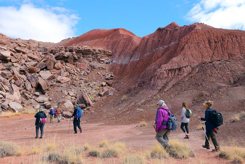 IMG_8020 Guided Off the Beaten Path Hike: Petroglyph Mesa