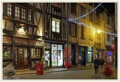 Limoges (87) - quartier ancien
