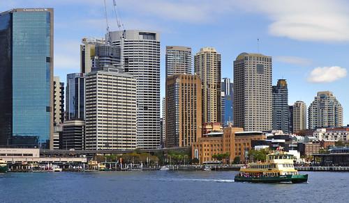 Circular Quay. Sydney.