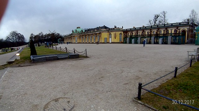 Potsdam, jardins