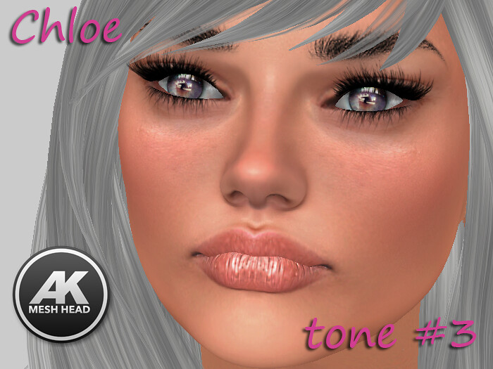 Cheap & Chic! -Chloe tone #3- skin applaier Akeruka