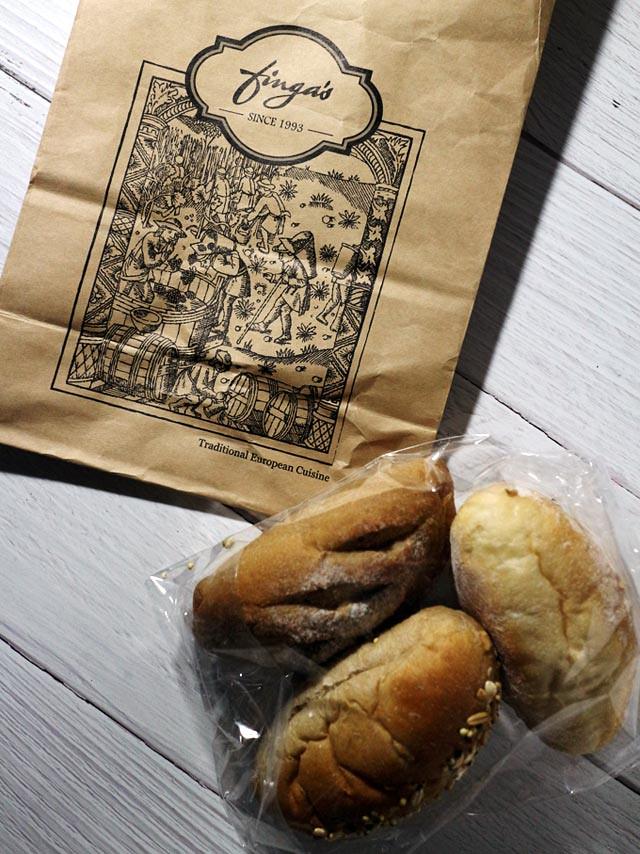 風格餐廳 麵包 fingas-bread (1)
