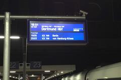 02 - Zug nach Frankfurt Flughafen