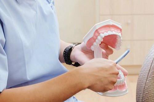[台南] 牙周治療好朋友倪志偉醫師:牙周病患者和醫師共同努力才能有效治療