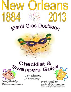 NewOrleans Mardi Gras Doubloons 2013 cover