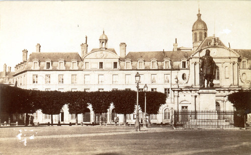 Place de la République - 1880