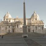The two domes of S. Maria Maggiore - https://www.flickr.com/people/46464941@N07/