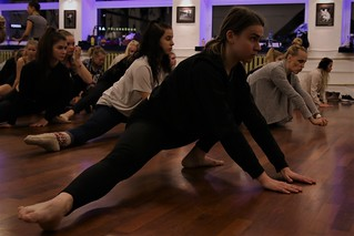 Sienna Lyons & Lee Daniel (LA, USA) workshop @ DanceAct