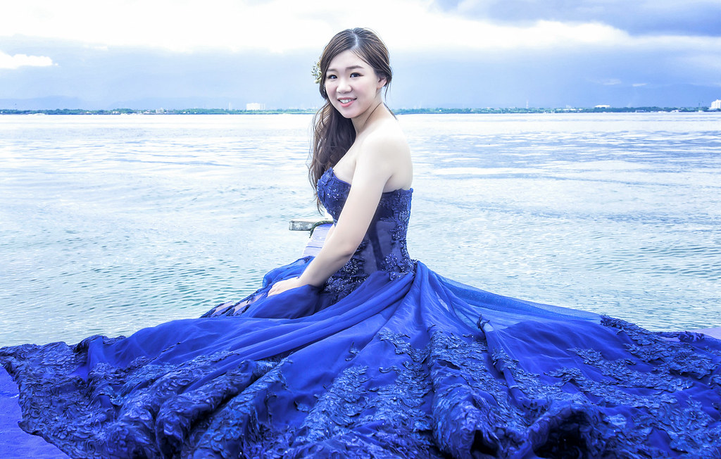 海外婚紗| 阿立 & Elly | 菲律賓婚紗