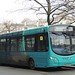 Arriva NW 2936 MX09EKR Piccadilly Gardens Manchester 11 January 2018
