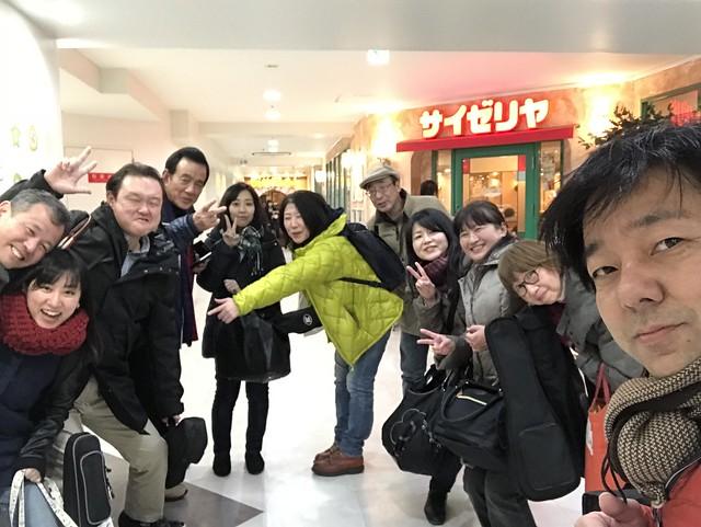 【ボランティア演奏会】パナソニック西淀川デイサービス2018.1.13