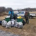 1/15/18 Martin Luther King Day of Service Stansbury Park Cleanup