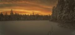 Mill Creek Reservoir Sunrise