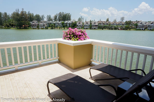 angsana laguna phuket one bedroom loft outdoor lounge area - mixedupalready