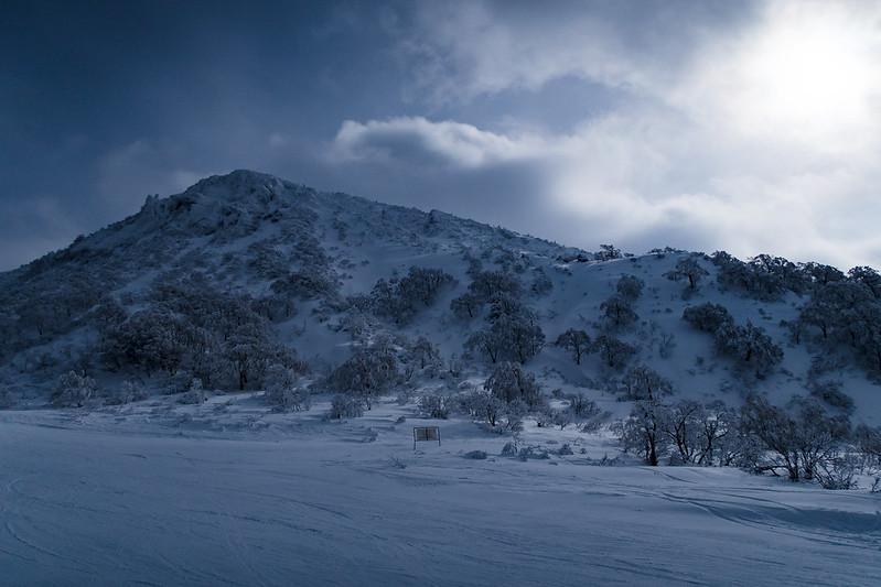 2018年1月蔵王温泉スキー場