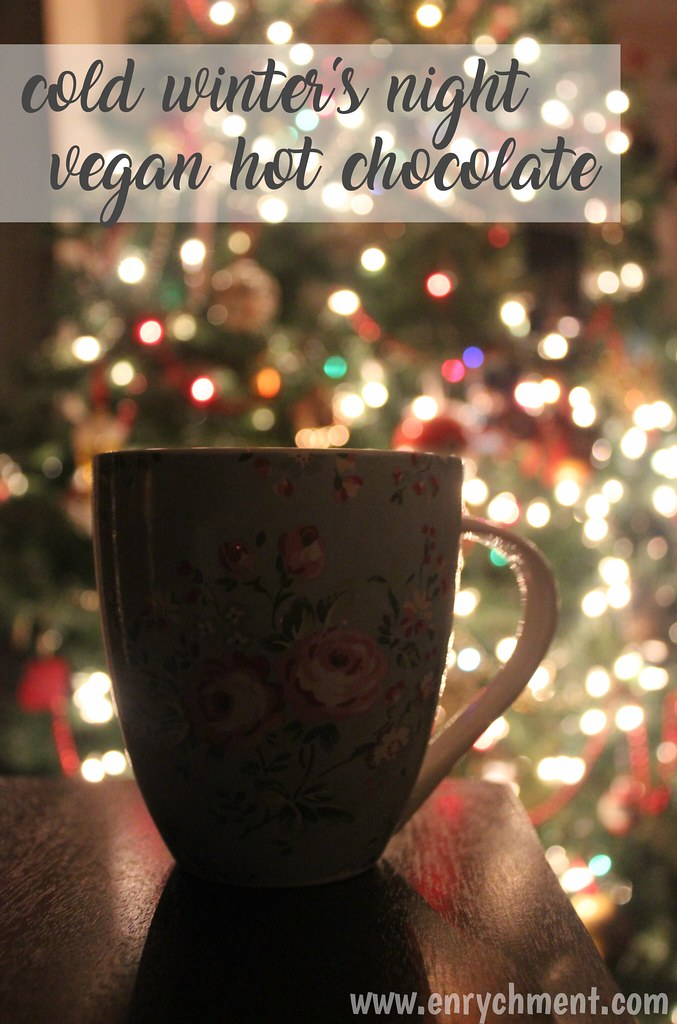 Vegan Hot Chocoalte Recipe