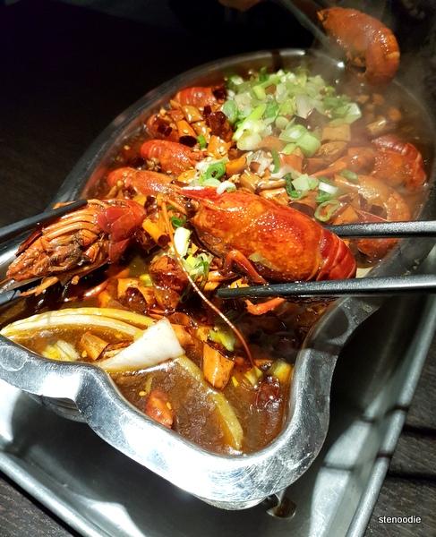 Spicy Crawfish