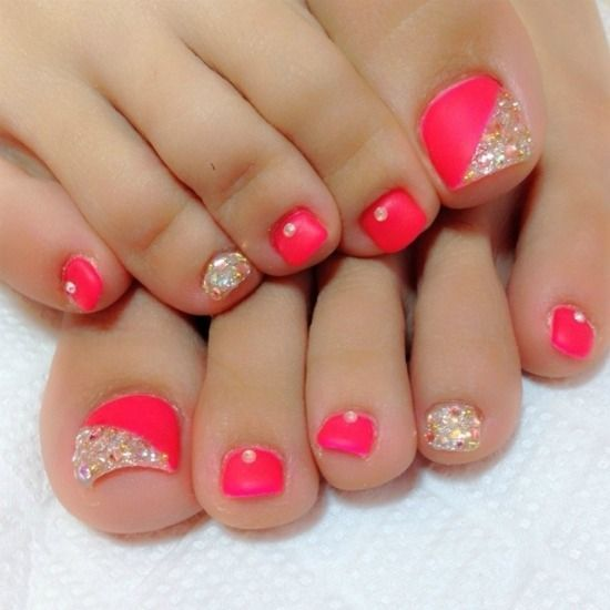 Top 40 gorgeous toe nail art collections nails c nails art designs plays a vital role on a womans appearance as not just they will help make your fingers attractive our best and latest nail art ideas prinsesfo Image collections