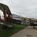 G-EROE Avro 504 Replica on 3 September 2016 Sywell