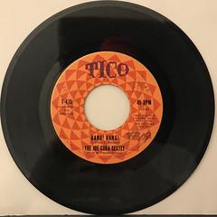 THE JOE CUBA SEXTET:BANG! BANG!(RECORD SIDE-A)