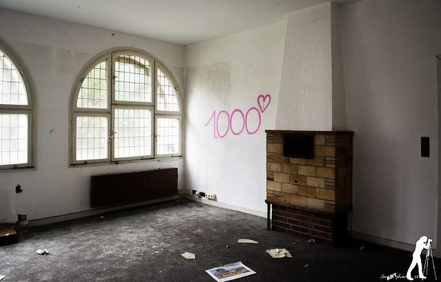 Lost Places: Villa an der Fabrik