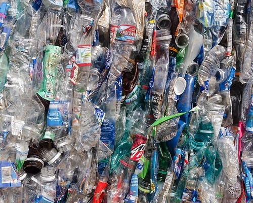After the Recycling Bin - What Happens to the Plastic Bottles?