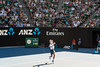 christian_s1 posted a photo:	Novak Djokovic on Rod Laver Arena