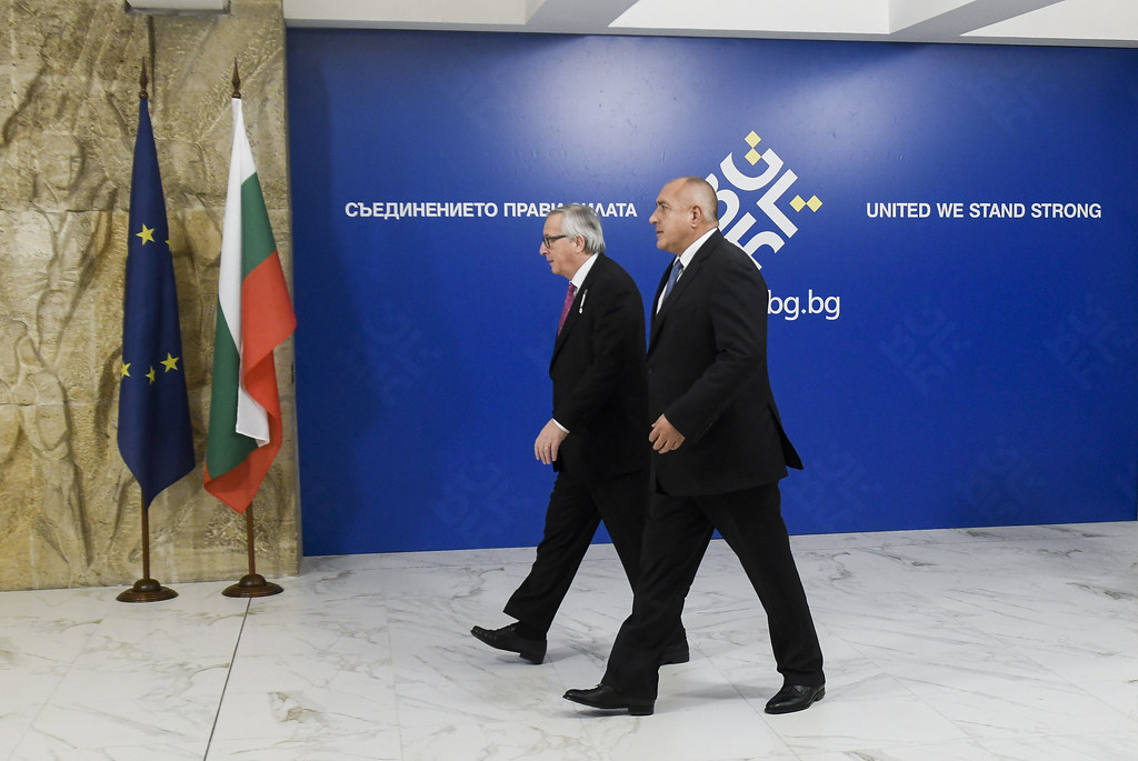 The first month of the Bulgarian Presidency in pictures