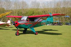 G-ARNG Piper PA-22-108 [22-8547] Popham 020509